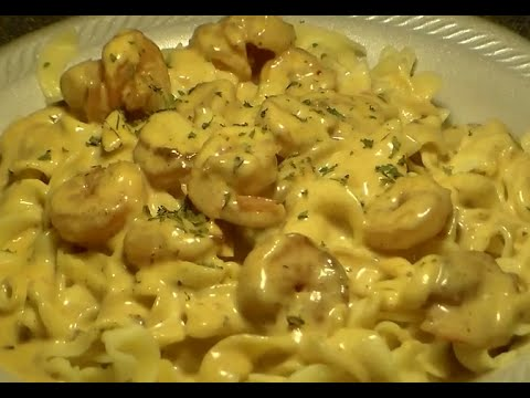 Shrimp Fettuccine Alfredo Recipe: How To Make Alfredo Sauce From Scratch
