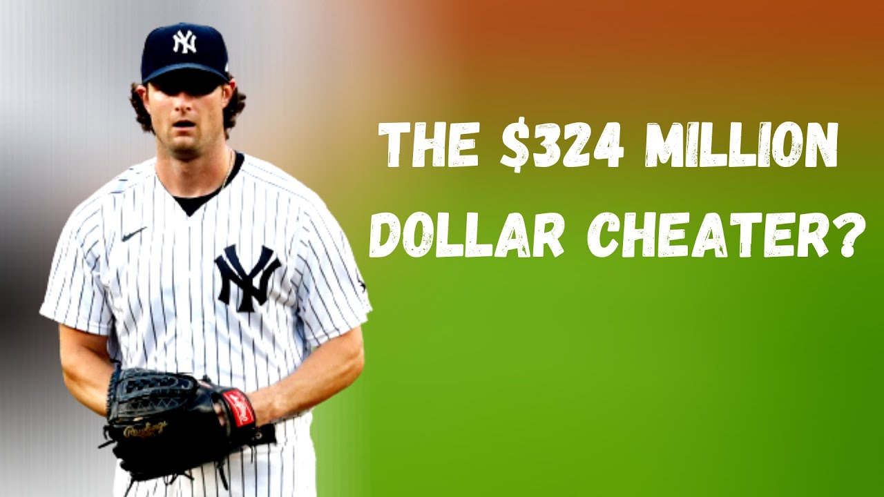 Gerrit Cole is Cheating and MLB Wants To Stop Him