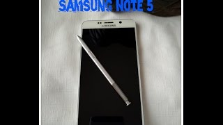 Share Rom Note5 N920P Fix 4G & Fix Hands free activation