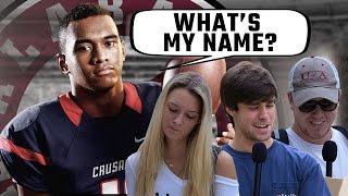 Alabama students try to pronounce 4-star QB commit Tua Tagovailoa