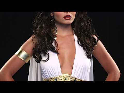 Glorious Greek Goddess Costume