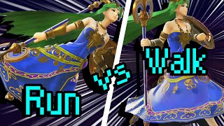 Can You WALK Faster Than RUN? -- Pointless Smash Ultimate Facts