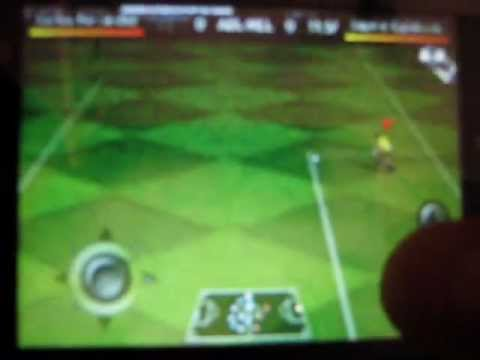 How to play FIFA 10 on galaxy y or any QVGA device (tutorial) free download!!