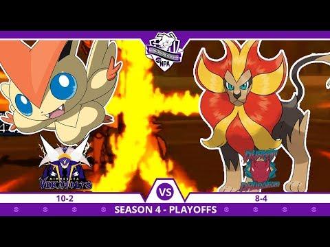 ITS PLAYOFFS!! | Minnesota Vikavolts VS Durham Druddigons NPA S4 Playoffs  | Pokemon Ultra S/M