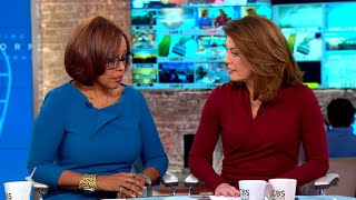 Gayle King and Norah O