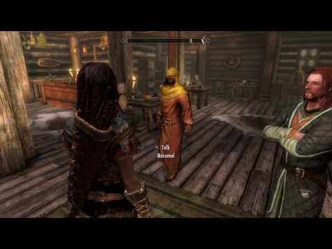 Skyrim SE: How to get an Amulet of Mara