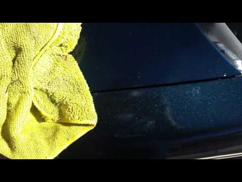 Best and cheapest way to remove tree sap on your car (HD)