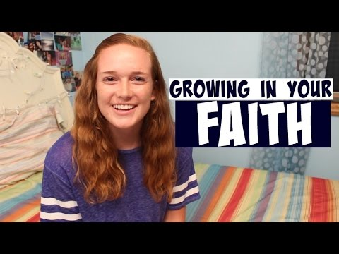 Making Your Faith in God Stronger