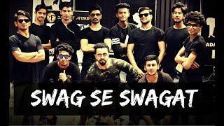 Swag Se Swagat | Tiger Zinda Hai | Tejas Dhoke Dance Choreography