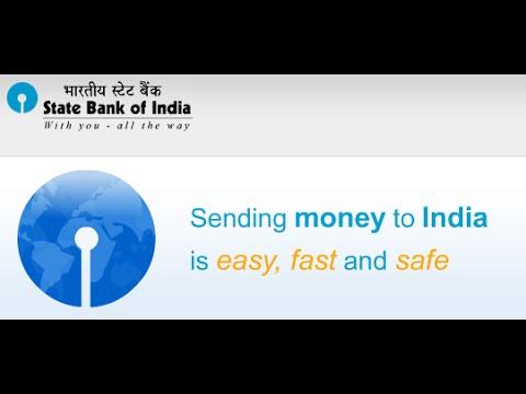 Sbi Remit uk: Send money to India