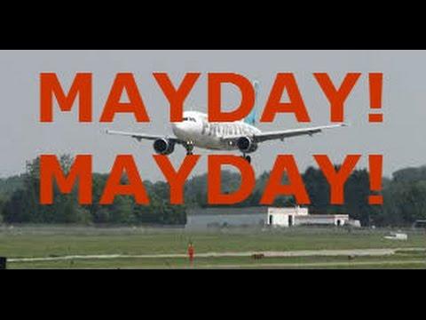 PMDG 737 NGX EMERGENCY LANDING!