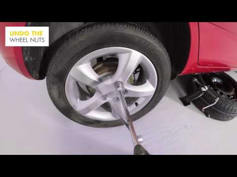 How to change a car tyre | Shell Motoring Tips