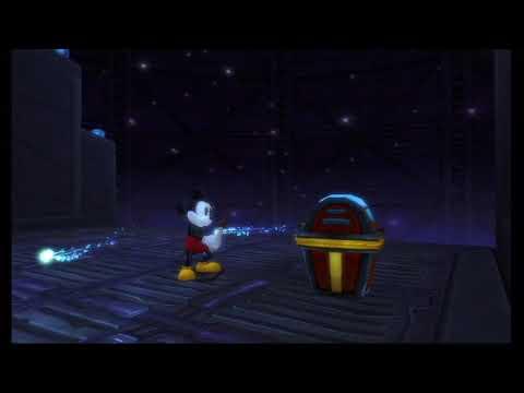 Epic Mickey (ITA)-20- Space Voyage