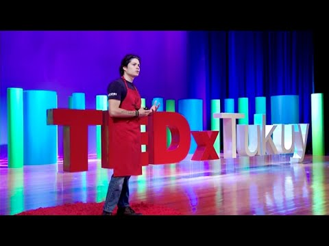 ¿Se puede combatir el hambre desde la Alta Cocina? | Palmiro Ocampo | TEDxTukuy