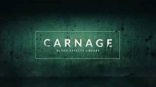 Carnage: 296 Blood Effects for Video | RocketStock