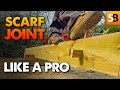 Download How to Create a Scarf Joint like a Pro! MP3,3GP,MP4