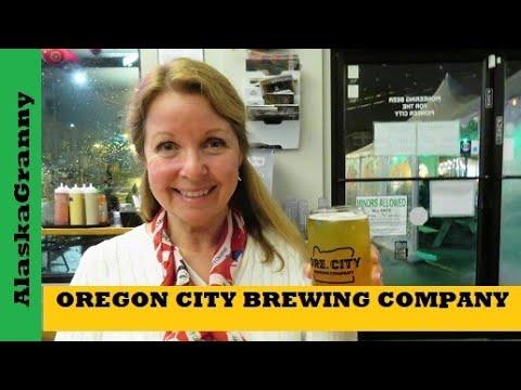 Oregon City Brewing Company