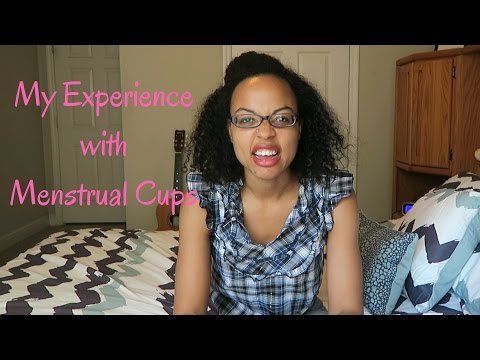My Experience with Menstrual Cups | Girl Talk