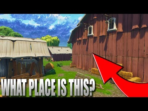 GUESS The FORTNITE Location From The PICTURE!! (*80% FAIL*)