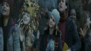 Harry Potter and the Half-Blood Prince: The quidditch match