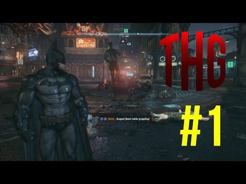 The Hindi Gamer - Batman Arkham Knight 1 (PS4)