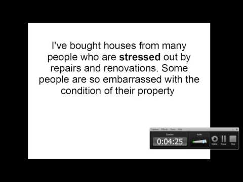 How to find motivated sellers and buy property below market value.