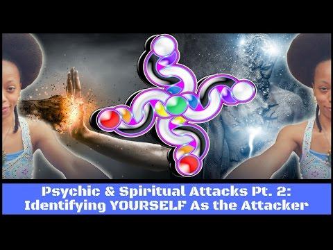 Psychic & Spiritual Attacks Pt. 2: Identifying YOURSELF As the Attacker + Donald Trump Human Design