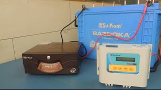How  to convert your any Inverter Battery setup into Solar Inverter