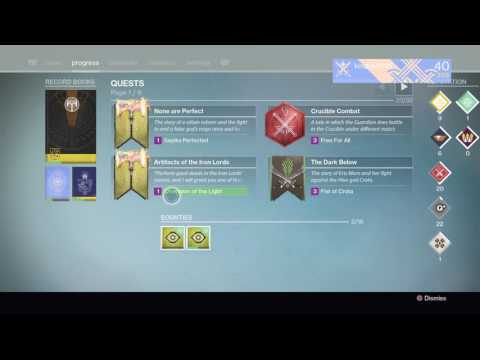 Destiny How to get dark drinker fast and easy