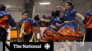 Indigenous Twilight dancers cope with suicide trauma