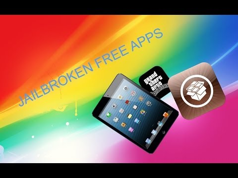 how to download all apps for free on a jailbroken device