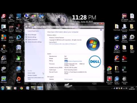 How to View Your Computer Specs on Windows 7