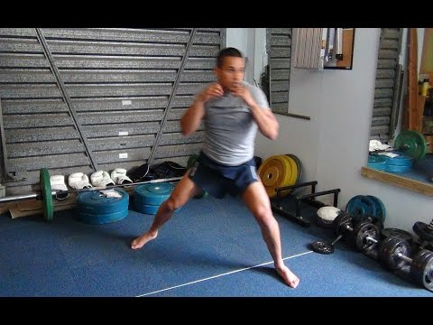 3 Boxing Footwork Drills: Moving in Stance (Part 3 of 13)