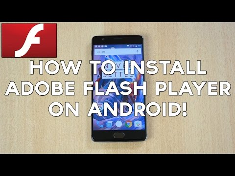 How to Install Adobe Flash Player on Android!