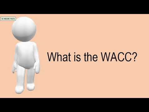 What Is The WACC