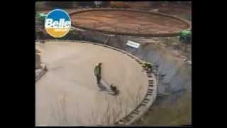 Concreting Circular Tank