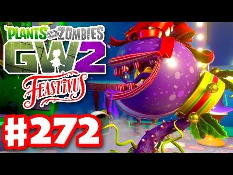 Mistletoe Collar! - Plants vs. Zombies: Garden Warfare 2 - Gameplay Part 272 (PC)