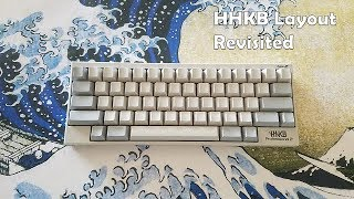 Best Mechanical Keyboard Ever? Happy Hacking Keyboard Pro 2