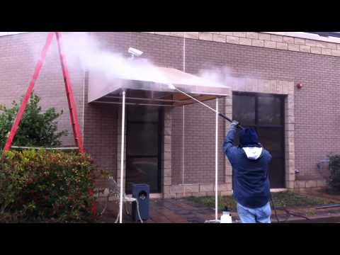 Awning Cleaning Chicago | Canopy Cleaning Chicago