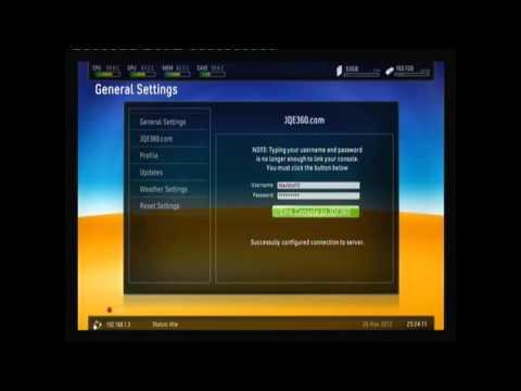 SYSTEM LINK FREESTYLE DASH 3 CONFIGURAZIONE XBOX360 RESET GLITCH HACK.