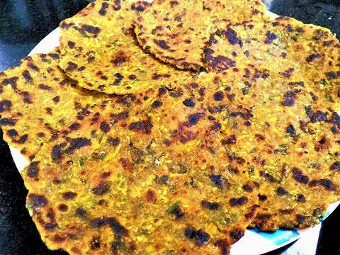 Methi thepla/Gujarati methi thepla/Methi thepla gujarati style/kids lunch box ideas