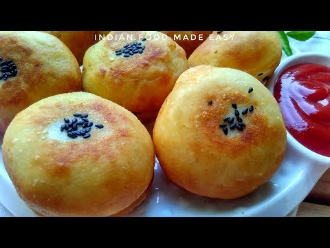 Potato Puffs Recipe in Hindi by Indian Food Made Easy