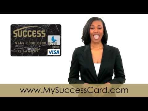 Prepaid Debit Cards | Prepaid Visa Card | Success Prepaid Visa