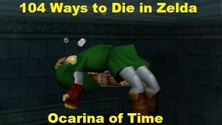 104 Ways To Die In Zelda Ocarina of Time