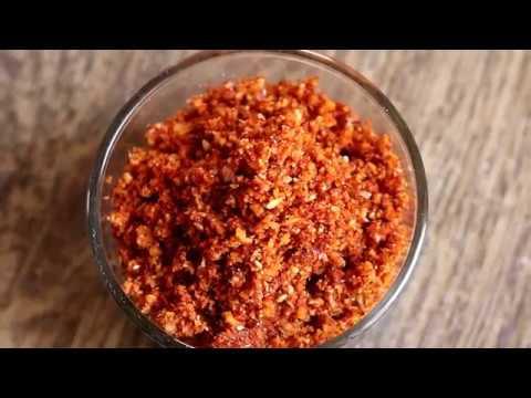 लसूण चटणी/lasun -khobryachi chutney in marathi/Garlic chutney.