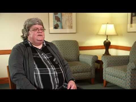 Caregiver Testimonial: Katie - Donating to HWR