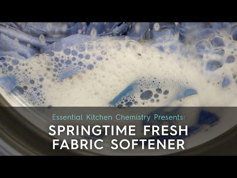 Springtime Fresh Fabric Softener