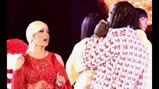Cardi B GOES OFF after Offset CRASHES Her Set At Rolling Loud!