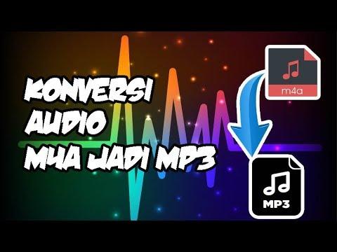 CARA CONVERT FILE AUDIO FORMAT M4A MENJADI FORMAT MP3 DI MAC OS
