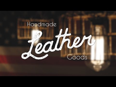 THE ADVENTURE PROJECT // LEATHER GOODS